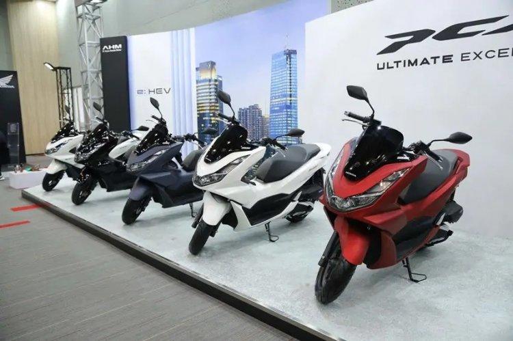 Hadir dengan 3 Pilihan Tipe, Segini Harga All New Honda PCX160 di Riau