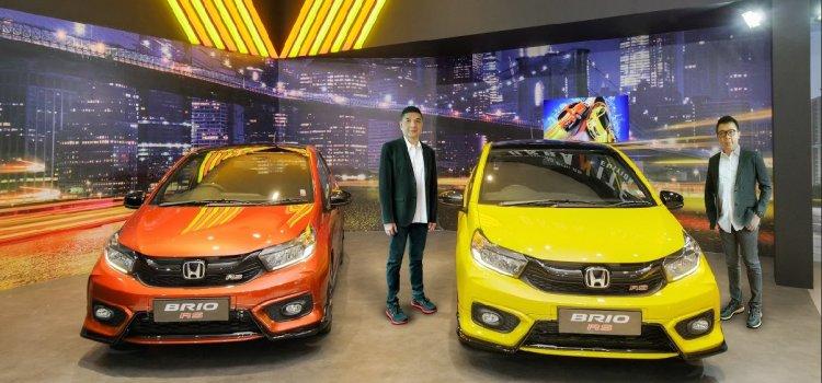Luncurkan New Honda Brio RS Urbanite Edition, Ini Keunggulannya