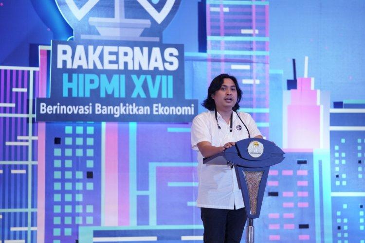 Perkuat Ekonomi Nasional, Ini Rekomendasi Rakernas HIPMI XVII