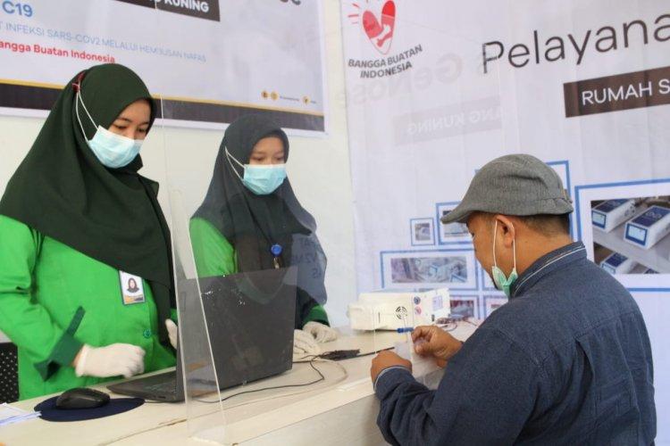 Bersama Dompet Dhuafa, RS Lancang Kuning Resmikan Layanan Tes GeNose Covid-19 Bagi Masyatakat Riau