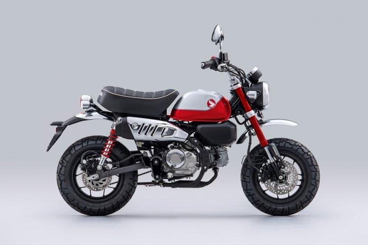 Motor Unik dan Ikonik Honda Monkey Tampil Semakin Bergaya, Segini Harganya