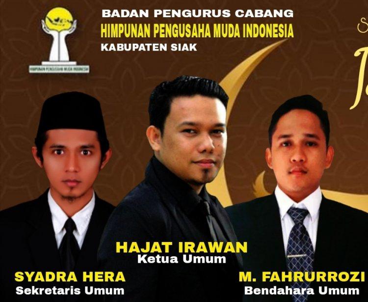 Maju Sebagai Caketum BPD HIPMI Riau, Rahmad Ilahi dapat Dukungan dari BPC HIPMI Siak