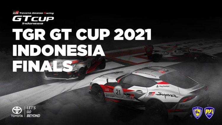 3 Pembalap Siap Wakili Indonesia di Ajang Regional Hingga Global Pada Kompetisi e-Motorsport TOYOTA GAZOO Racing GT Cup 2021