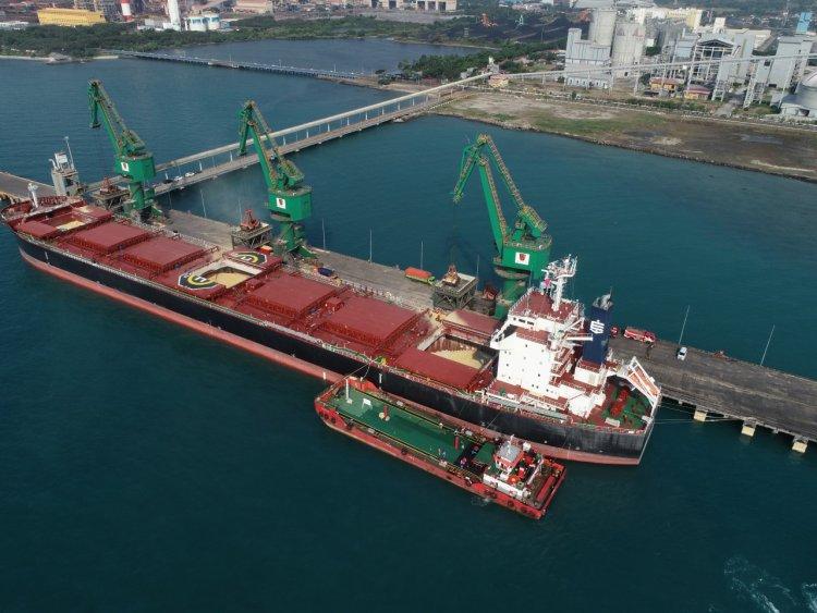 Lakukan Penjualan Perdana BBM Rendah Sulfur : KIP Tingkat Pelayanan Bisnis Maritim di Selat Sunda